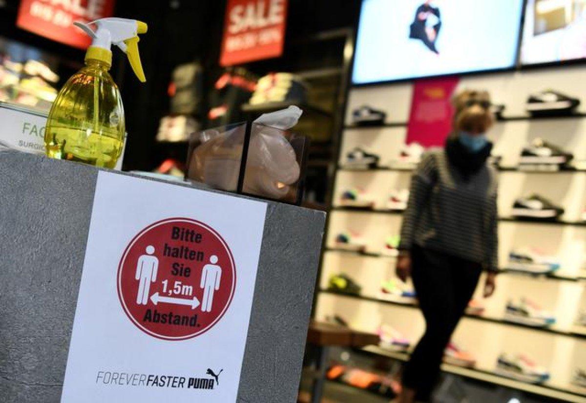Alman perakendeciler: İflas riskiyle karşı karşıyayız #1