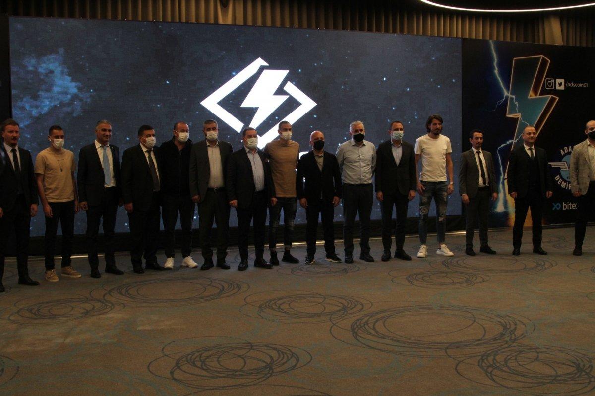 Bitexen Teknoloji ile Adana Demirspor arasında yeni iş birliği #3