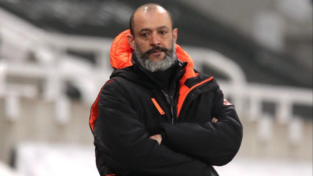Nuno Espirito Santo, diz çökme eylemine devam edecek